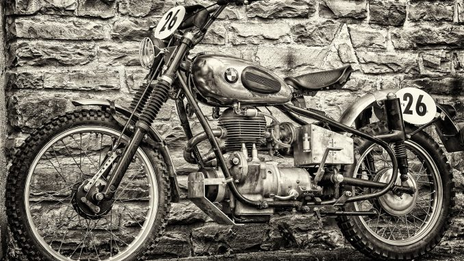 geschiedenis motocross en enduro