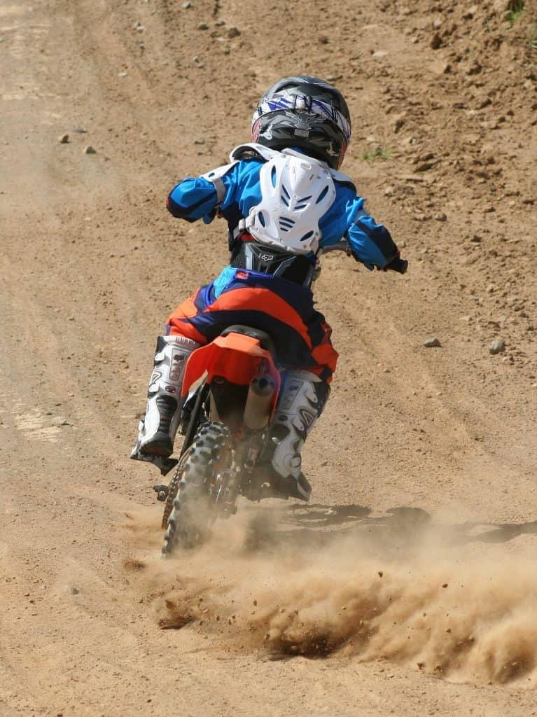 motocross body protector kinderen