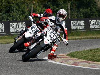 supermoto motorcross aftakking